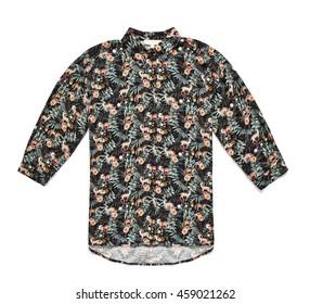 blouse isolaetd