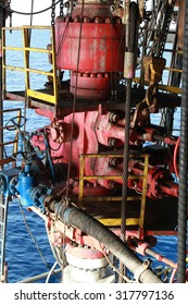 Blow Out Preventer (BOP) for Offshore Drilling Rig