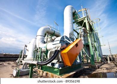 blower in factory