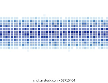 Blue Abstract 02