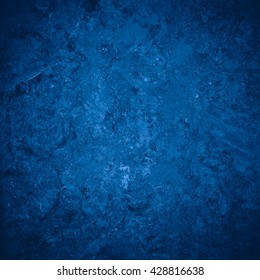 blue abstract background or rust steel texture