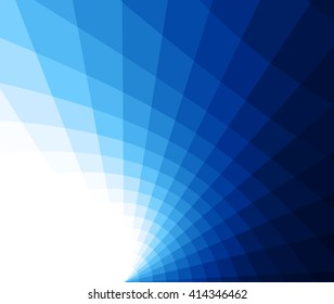 blue abstract background; suitable for abstract brochures and flyers background