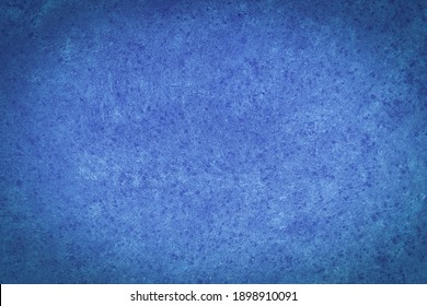 blue abstract background. texture blue copy space. painting blue and light modern. wallpaper vintage color stone art. cement and grunge concrete are rough. art abstract stone on the wall granular sur