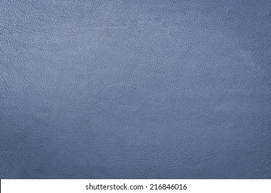 blue artificial leather, skin texture. leatherette background