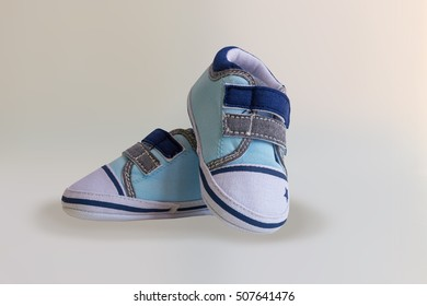 Blue Baby shoes,Kids shoes