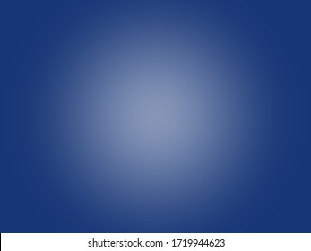 blue background with bright spot light in the middle