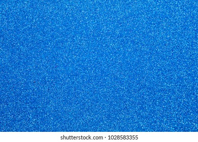 blue background with sparkles blue glitter texture christmas abstract background