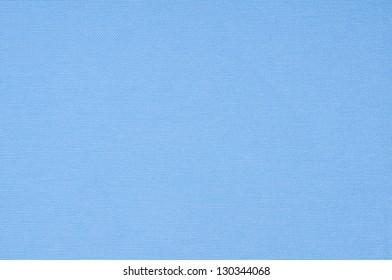 Blue background textile, fabric texture.
