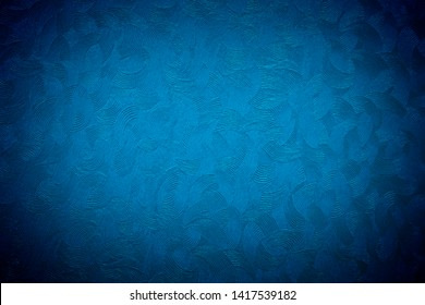 BLUE BACKGROUND TEXTURE FOR DESIGN