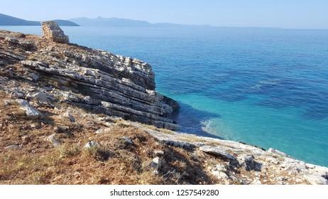 blue beach albania