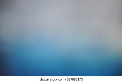 Blue blurred background Wallpaper
