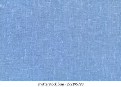Blue brlap texture background