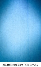 blue canvas background