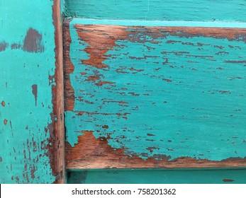 ff6958428c7 Blue chippy paint wood