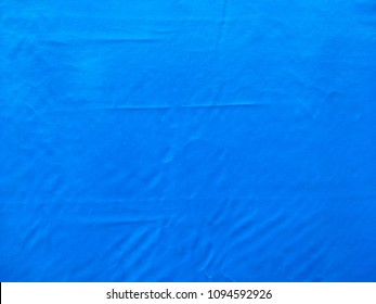 blue cloth awning texture background