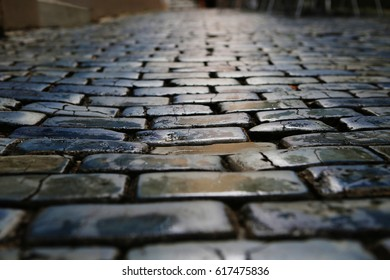 blue cobblestone san juan