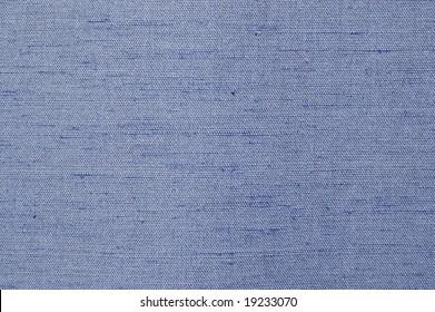 Blue color cloth texture