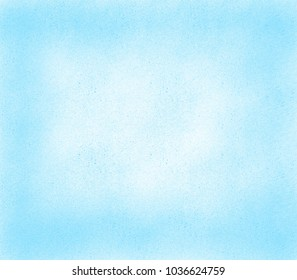 Blue color design on white blur grain background