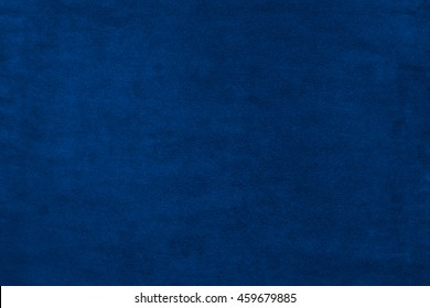 Blue color velvet texture background