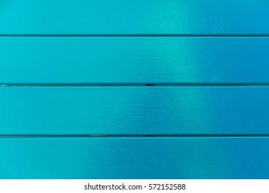 blue color wood background.