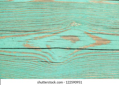 Blue colored vintage wood texture