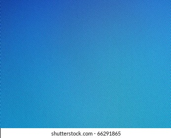 blue computer display - pixels