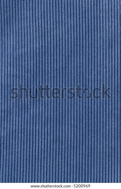 Blue cotton pattern