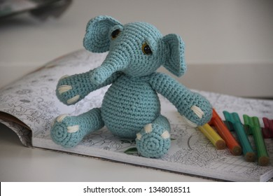 Wooden and Crochet Montessori Toy – Infant Route | 280x390