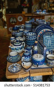 Blue Delftware