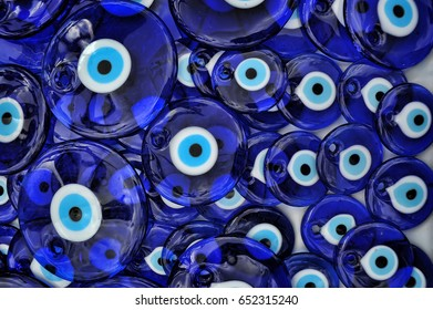 Blue Evil Eye Charms Sold , Turkey