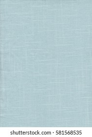 Blue fabric cloth background. Blue texture fabric textile background