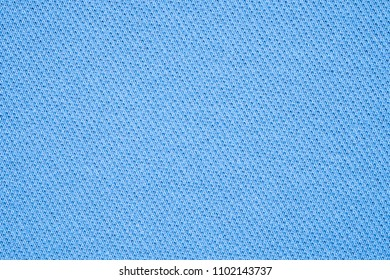 blue fabric cloth textured background
