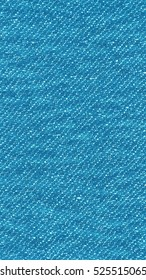 Blue fabric texture useful as a background - vertical