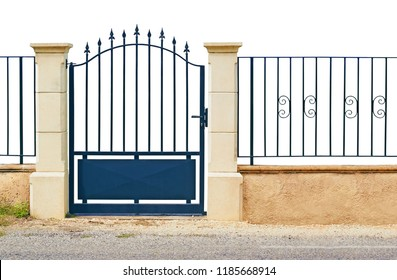 Fence Door Images Stock Photos Vectors Shutterstock