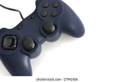 Blue Game Pad