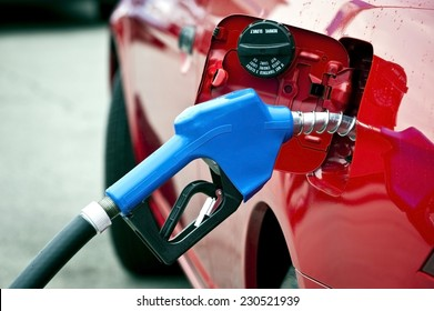 Car at Fuel Gas Getting Images, Stock Photos & Vectors | Shutterstock