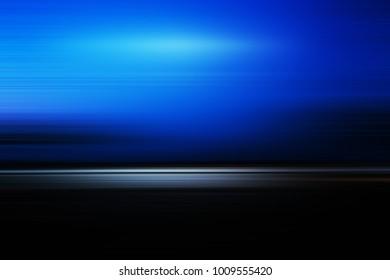 blue gradient background motion blur lines