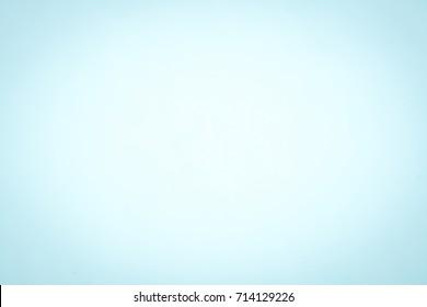 Blue gradient light blue background wall