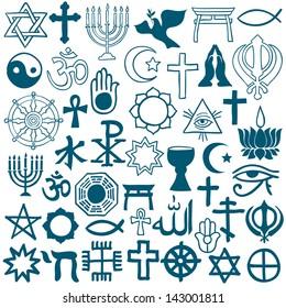 Religious Symbol Images Stock Photos Vectors Shutterstock