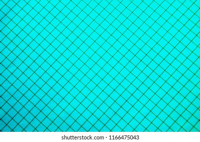 Blue and green Rhomboid design. Rhomboid pattern. Backdrop.