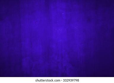 Blue grunge textured wall