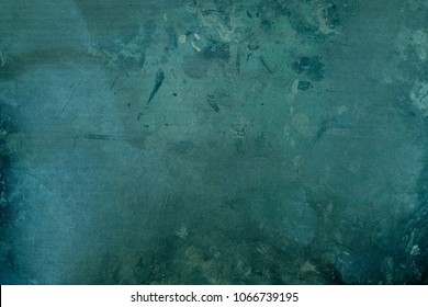blue grungy kraft paper texture or background