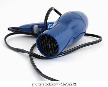 Blue Hair Dryer