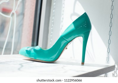424bc5c73b Navy Blue High Heels Images, Stock Photos & Vectors | Shutterstock