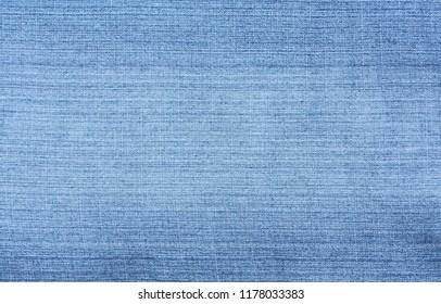 Blue jeans, denim textured background.