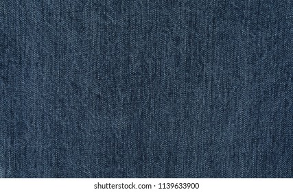 Blue Jeans Fabric Texture