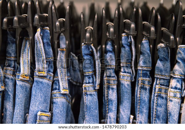 Blue Jeans | if trendy store