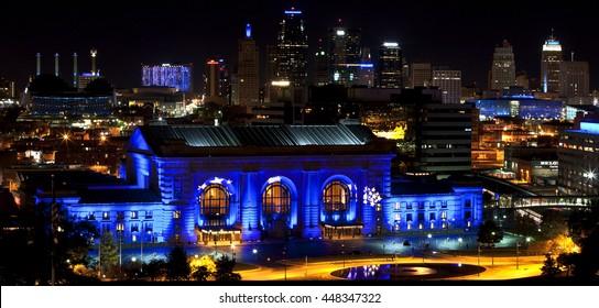 Blue Kansas City