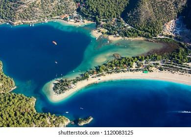 Blue Lagoon Beach, Oludeniz, Fethiye, Turkey