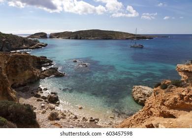 The Blue Lagoon, Comino, Malta